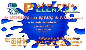 Papelería Peleña